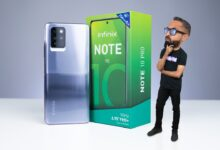 Infinix NOTE 10 Pro - How is this just $259?