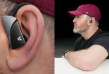 These Wireless Earbuds Will Monitor Your Heart Beat...