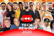 YouTube Rewind 2020: TECH Edition ft. MKBHD, Linus Tech Tips, Casey Neistat, iJustine + More